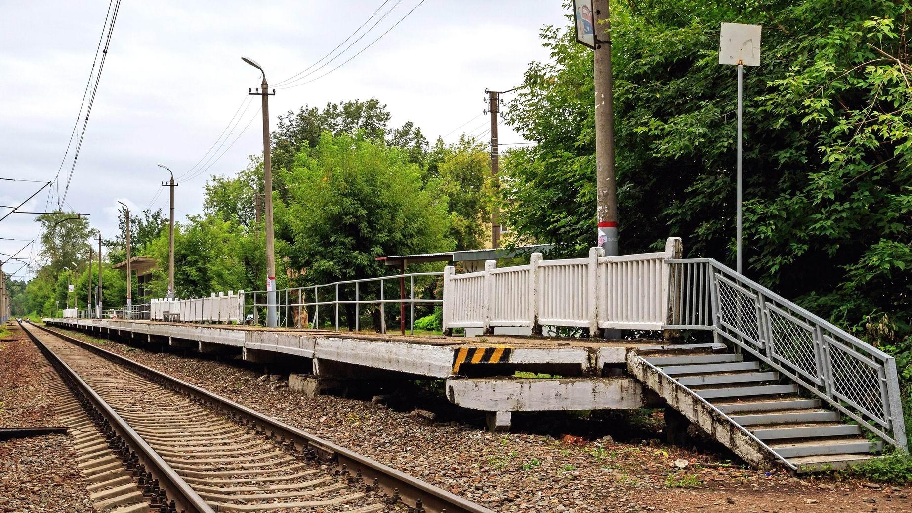 Железнодорожную платформу отремонтируют в Марий Эл