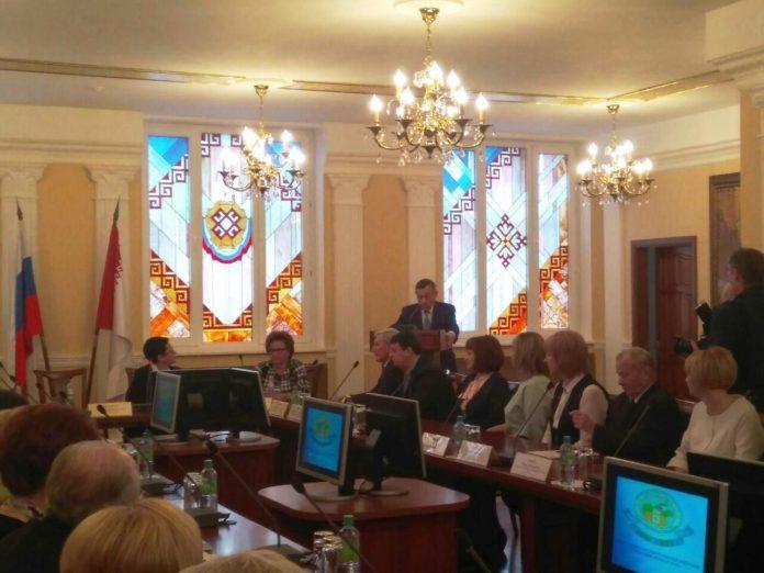 В Марий Эл отметили 25-летие избирательной системы России