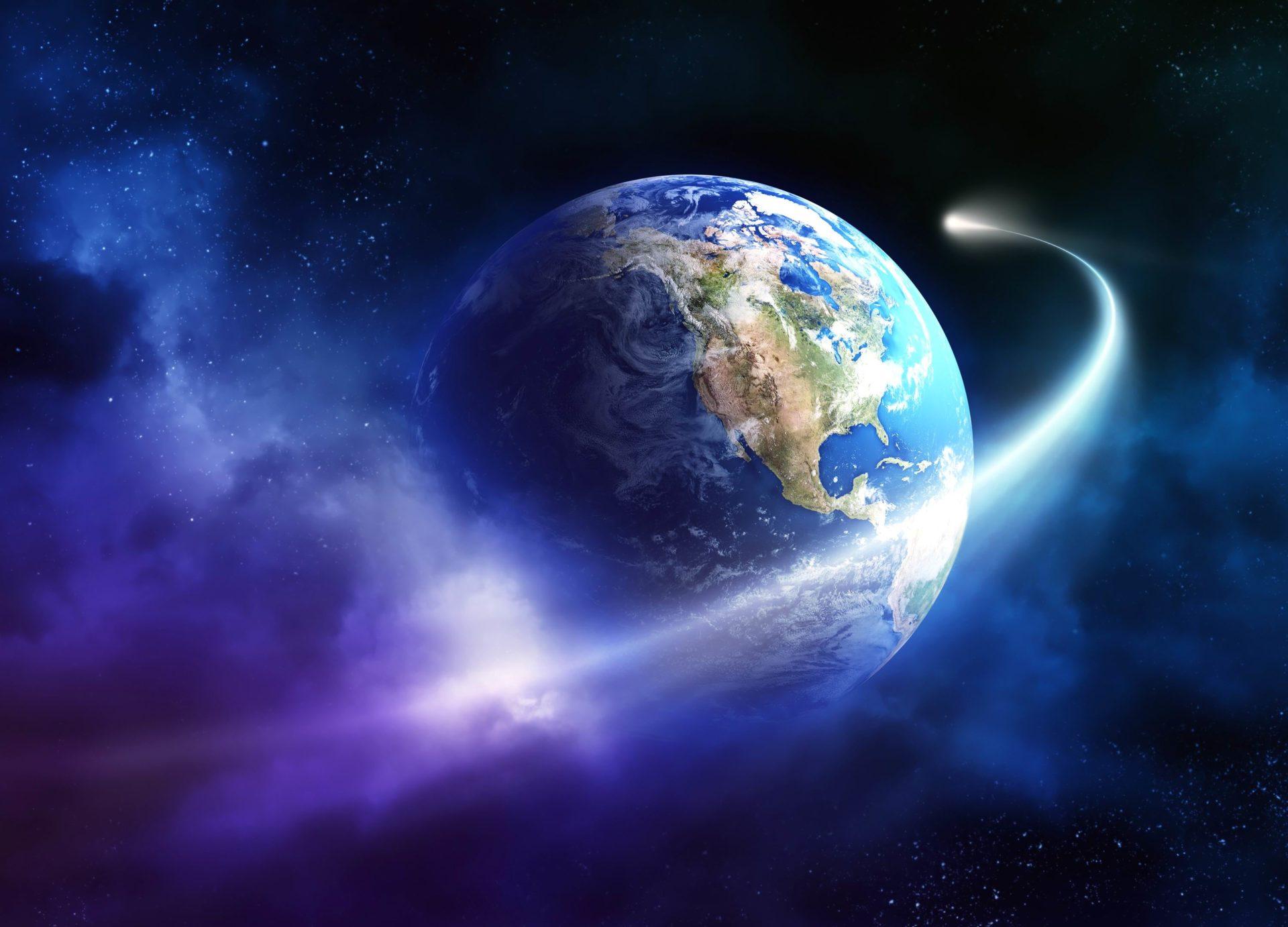 Из-за ускорения движения Земля может лишиться 1 секунды всемирного времени