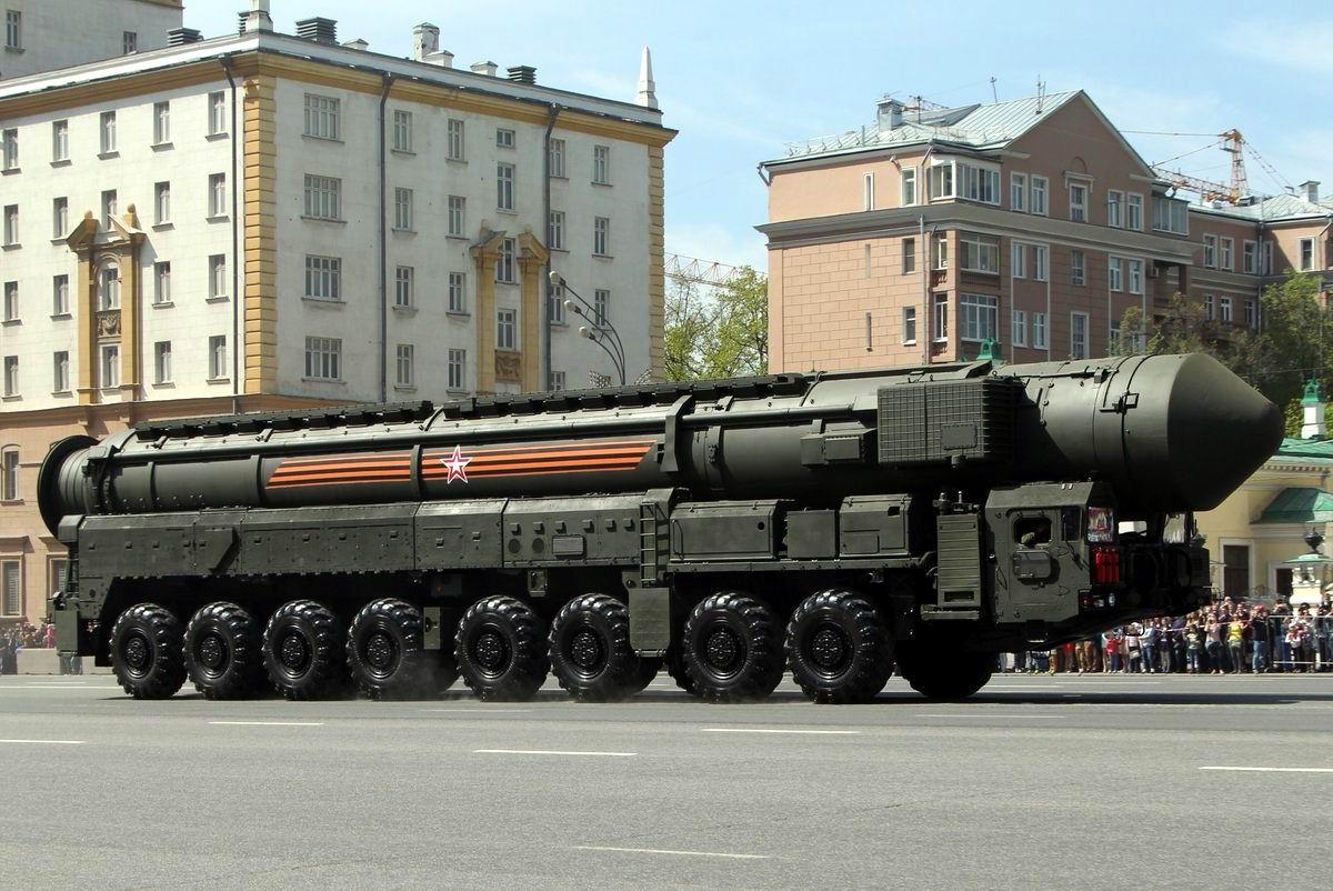 Российские межконтинентальные ракеты «Сармат» сдержат НАТО