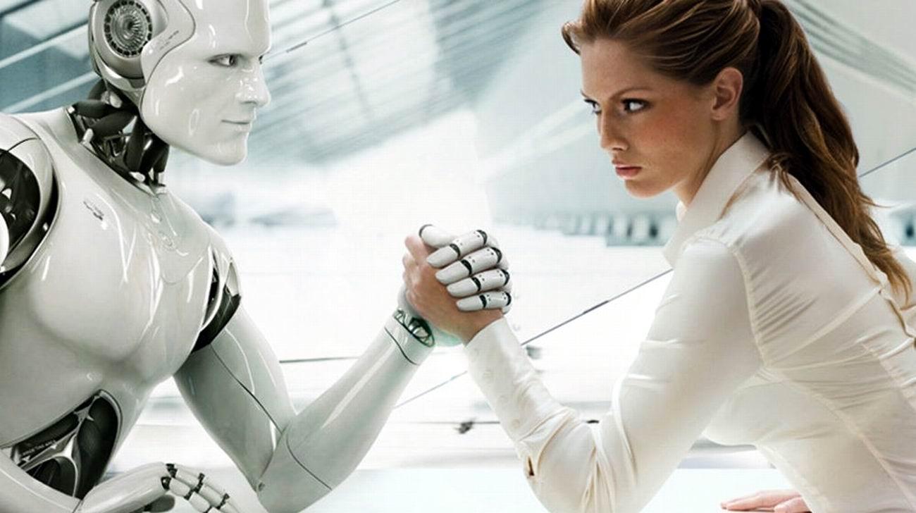 сериал человек робот картинки первом этаже