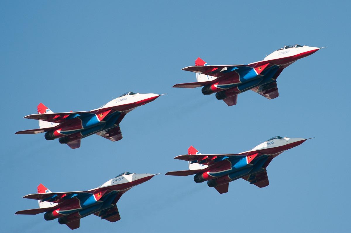 Индия планирует приобрести в России истребители МиГ-29 и Су-30МКИ