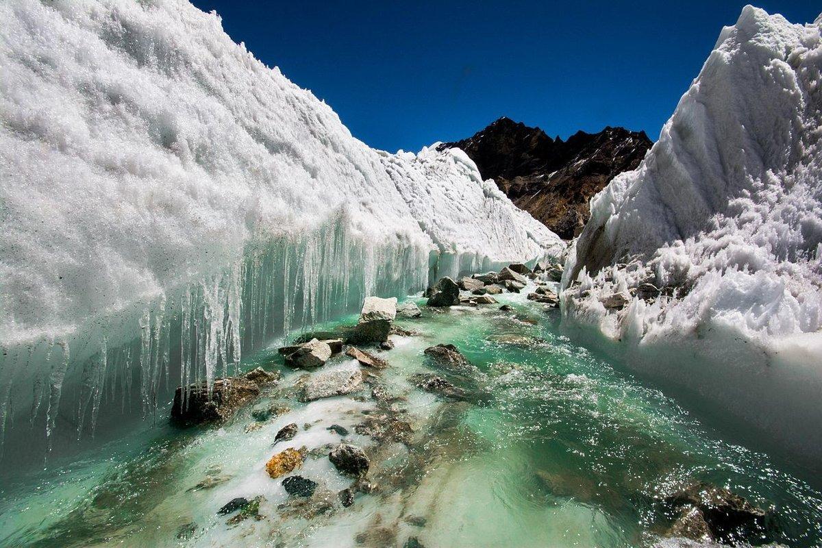 Таяние льдов приведёт к мультипликативному эффекту, усиливающему глобальное потепление