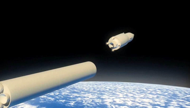 Космические войска ВКС провели успешный пуск ракеты-носителя «Ангара-А5»