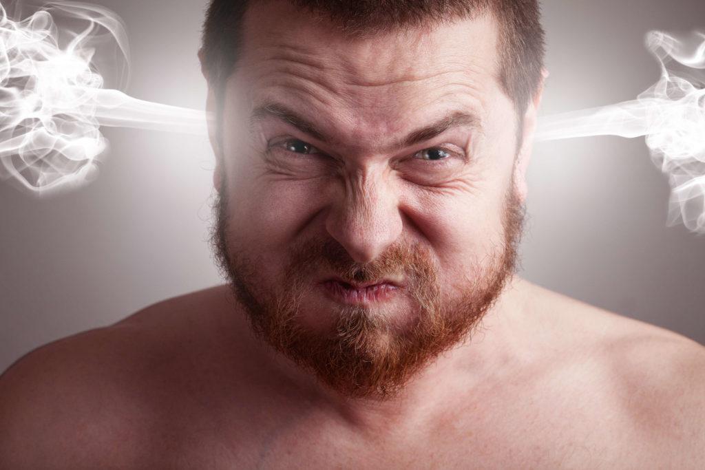 Смешные картинки злых людей