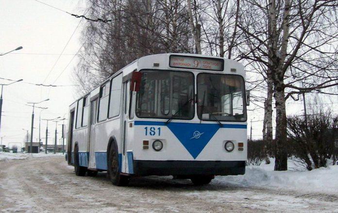 В январе йошкаролинцы экономят на проезде в троллейбусах