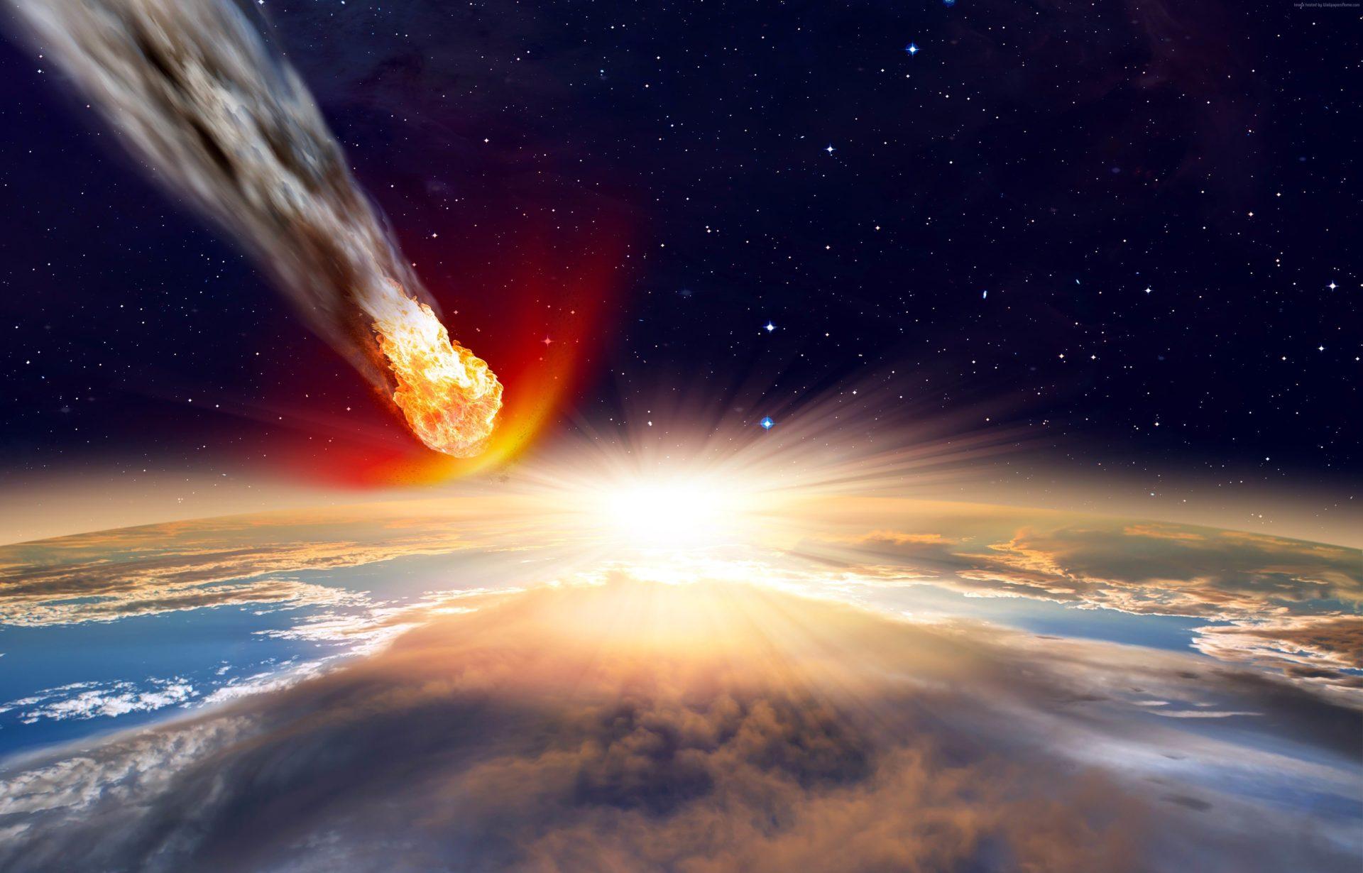 ООН предупредила о большом количестве огромных астероидов, угрожающих Земле