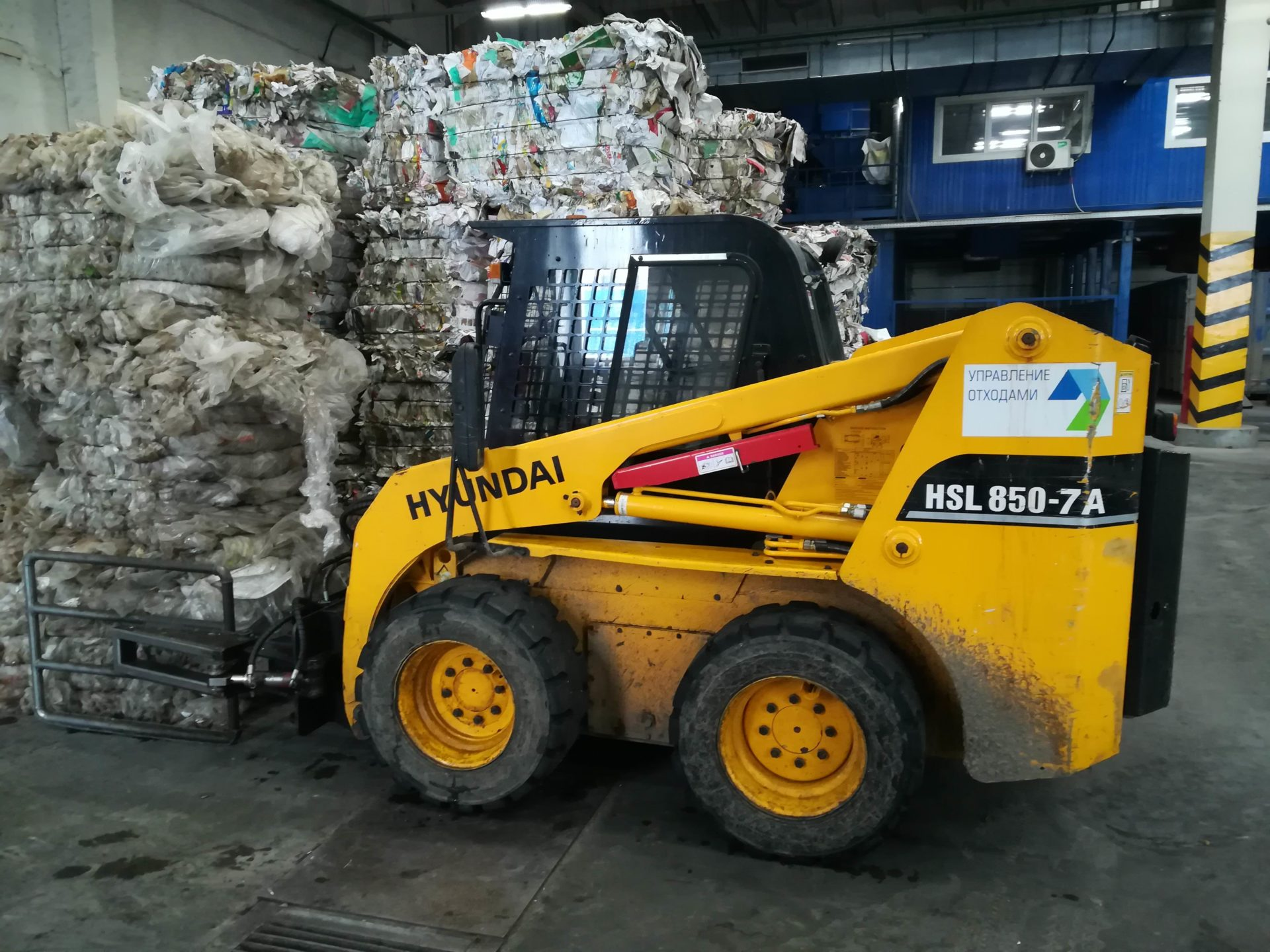 В Марий Эл начнет работу мусоросортировочный комплекс