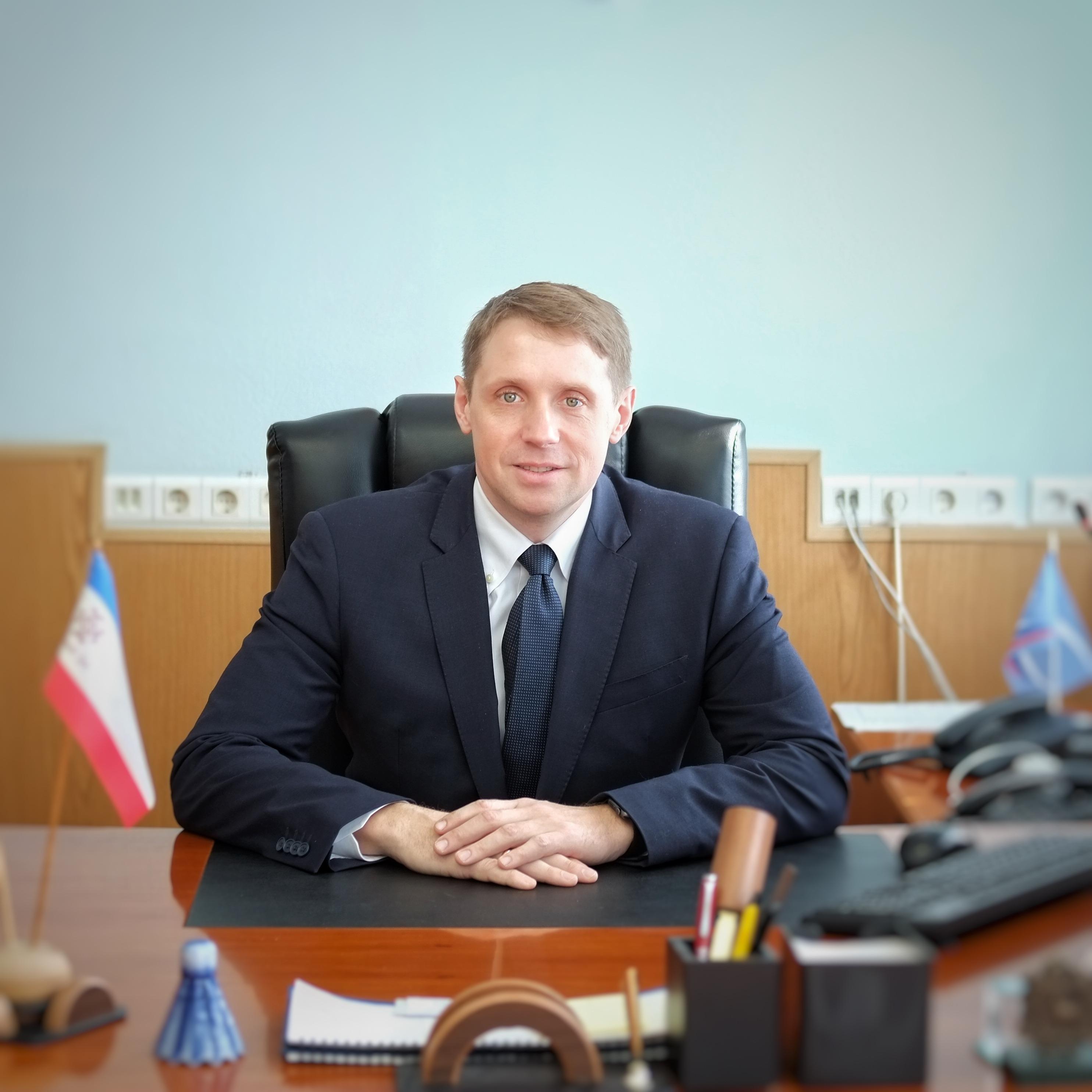 Ректор МарГУ поздравил студентов и коллег с Новым годом