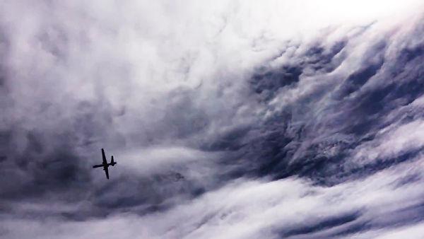 Опубликована запись перехвата беспилотника США истребителем ВКС РФ