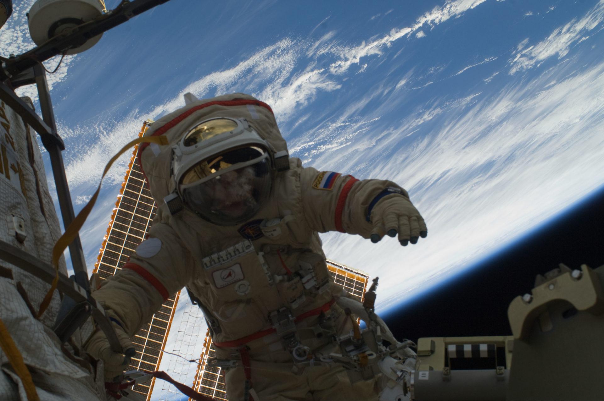 Гибкую кольчугу для космических полетов изобрели в Калифорнии