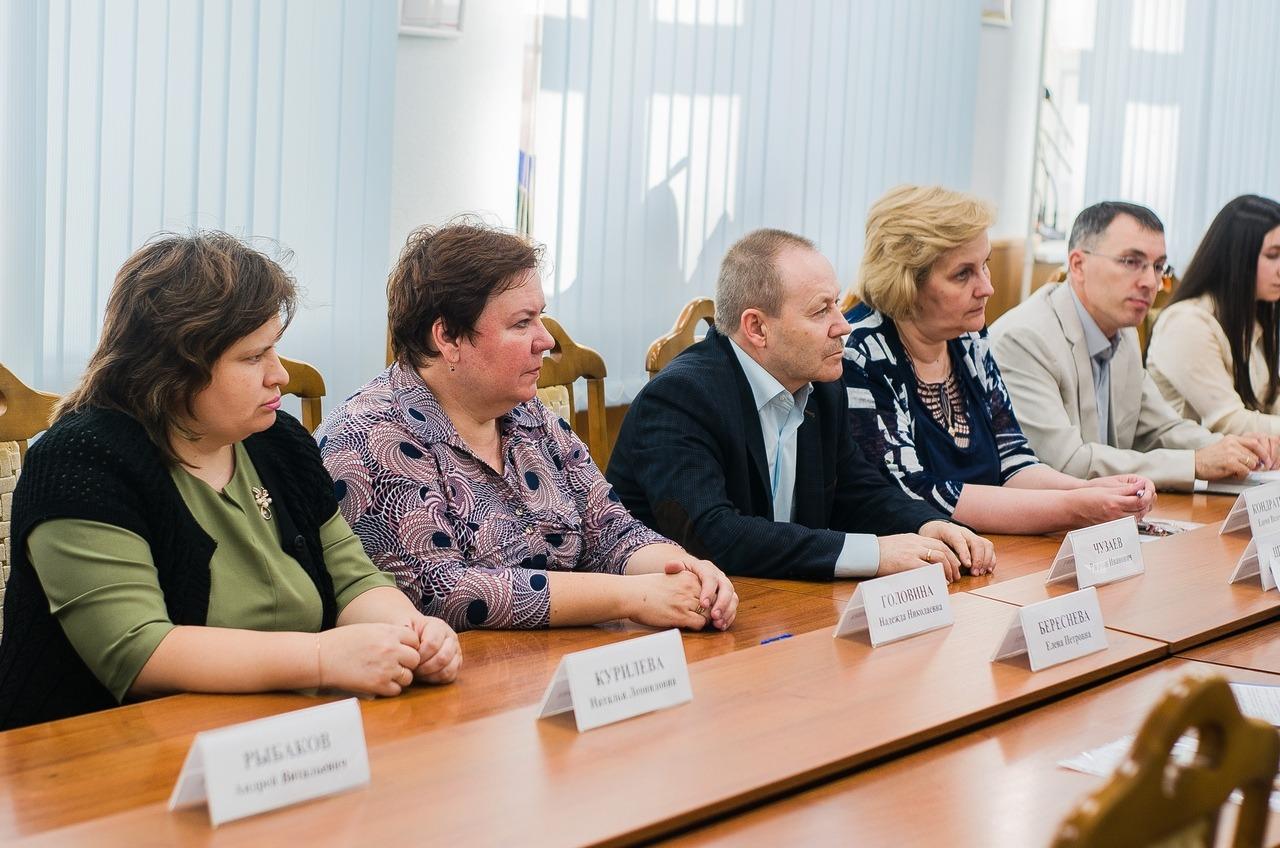 Подписан договор о сотрудничестве между МарГУ и Гимназией №14