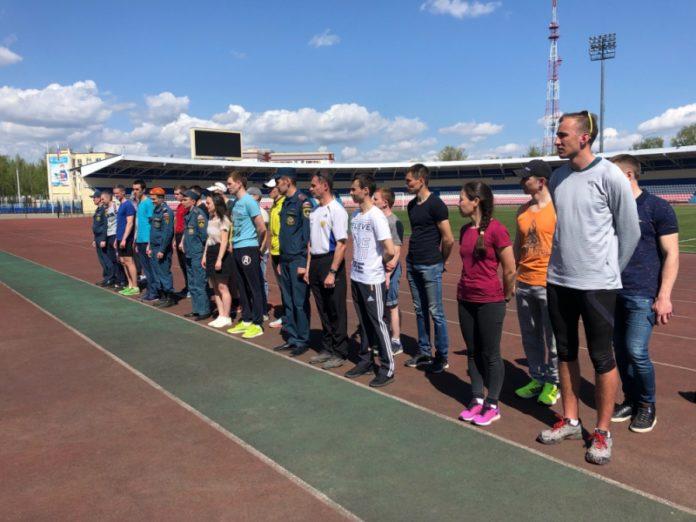 Лучших спортсменов-спасателей определили в Йошкар-Оле