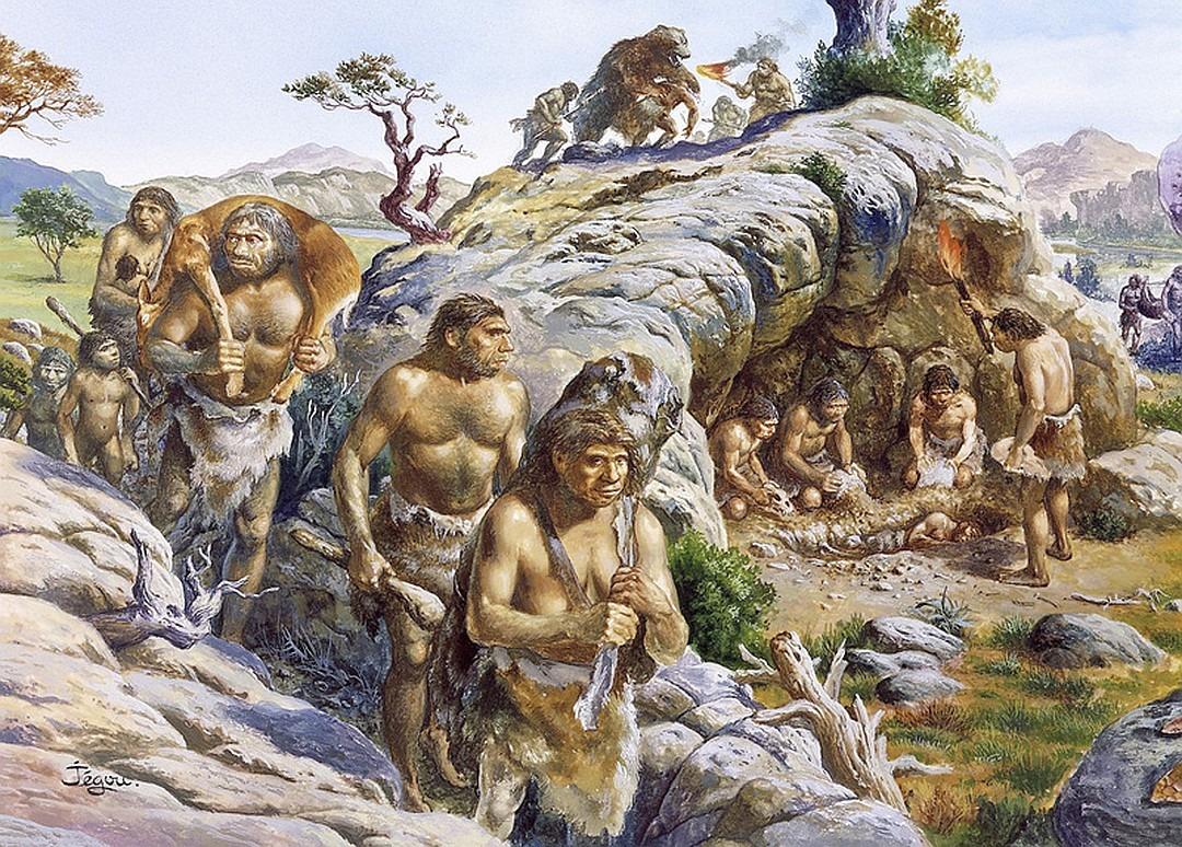 AO: Вымирание неандертальцев могла вызвать сексуальная связь с предками Homo Sapiens