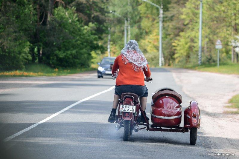 важный картинки старушки на мотоцикле некоторых