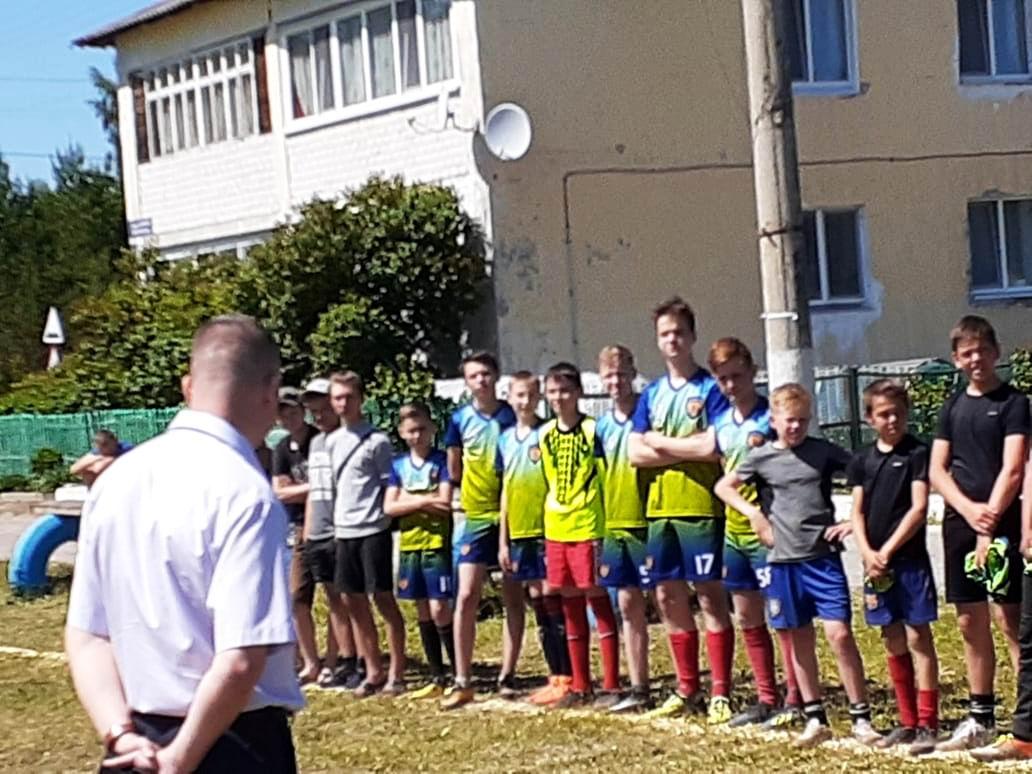 В Марий Эл прошел турнир по футболу среди детских команд