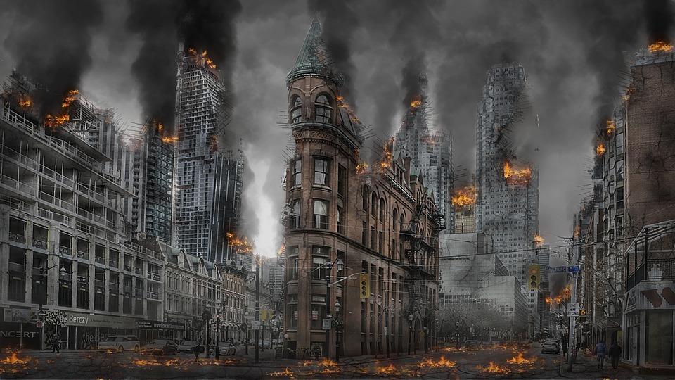 На Земле может наступить конец света из-за распространения вирусов