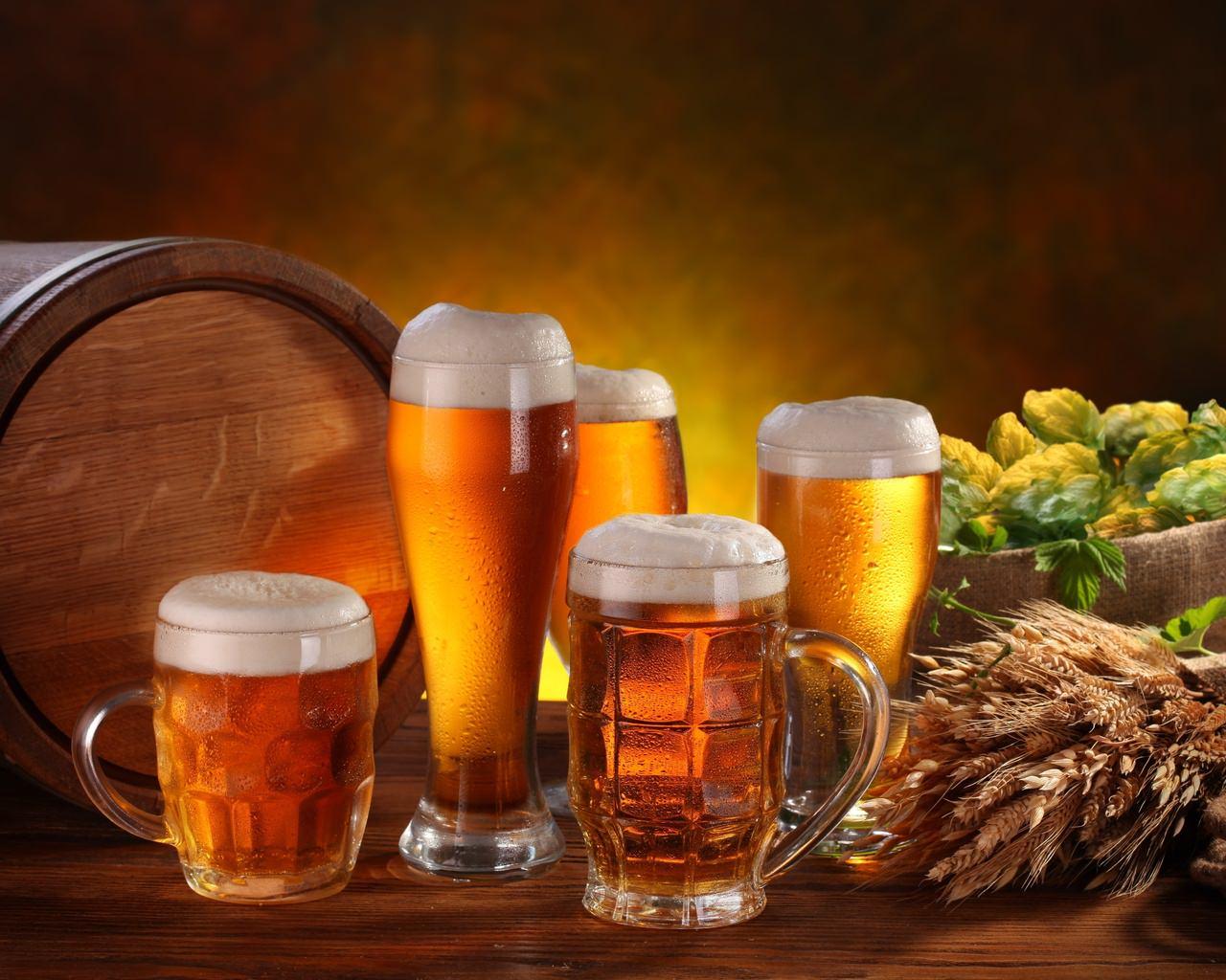 Nutrients: Пиво в умеренных дозах имеет ряд полезных свойств для здоровья