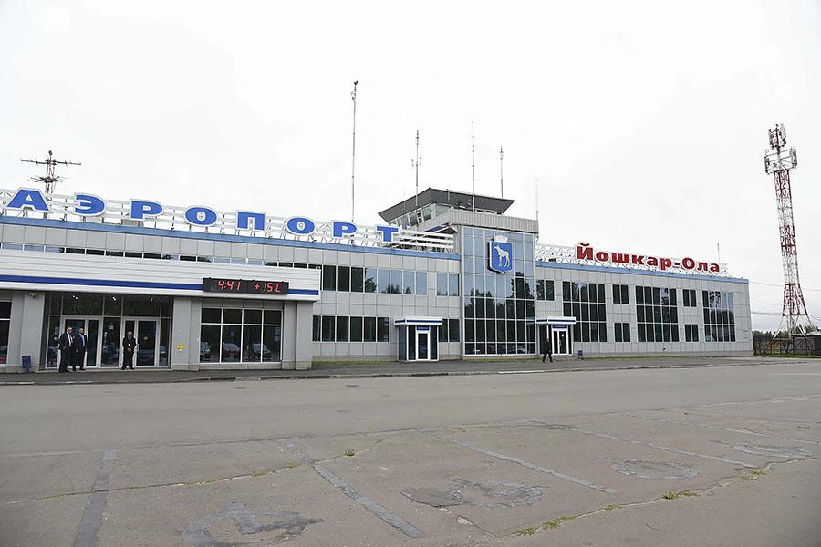 Аэропорт Йошкар-Олы получит имя в честь композитора Андрея Эшпая