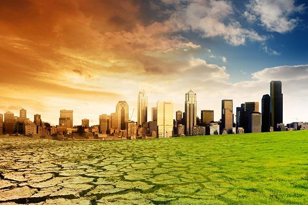Глобальное потепление всего на 2°С  изменит жизнь на Земле навсегда