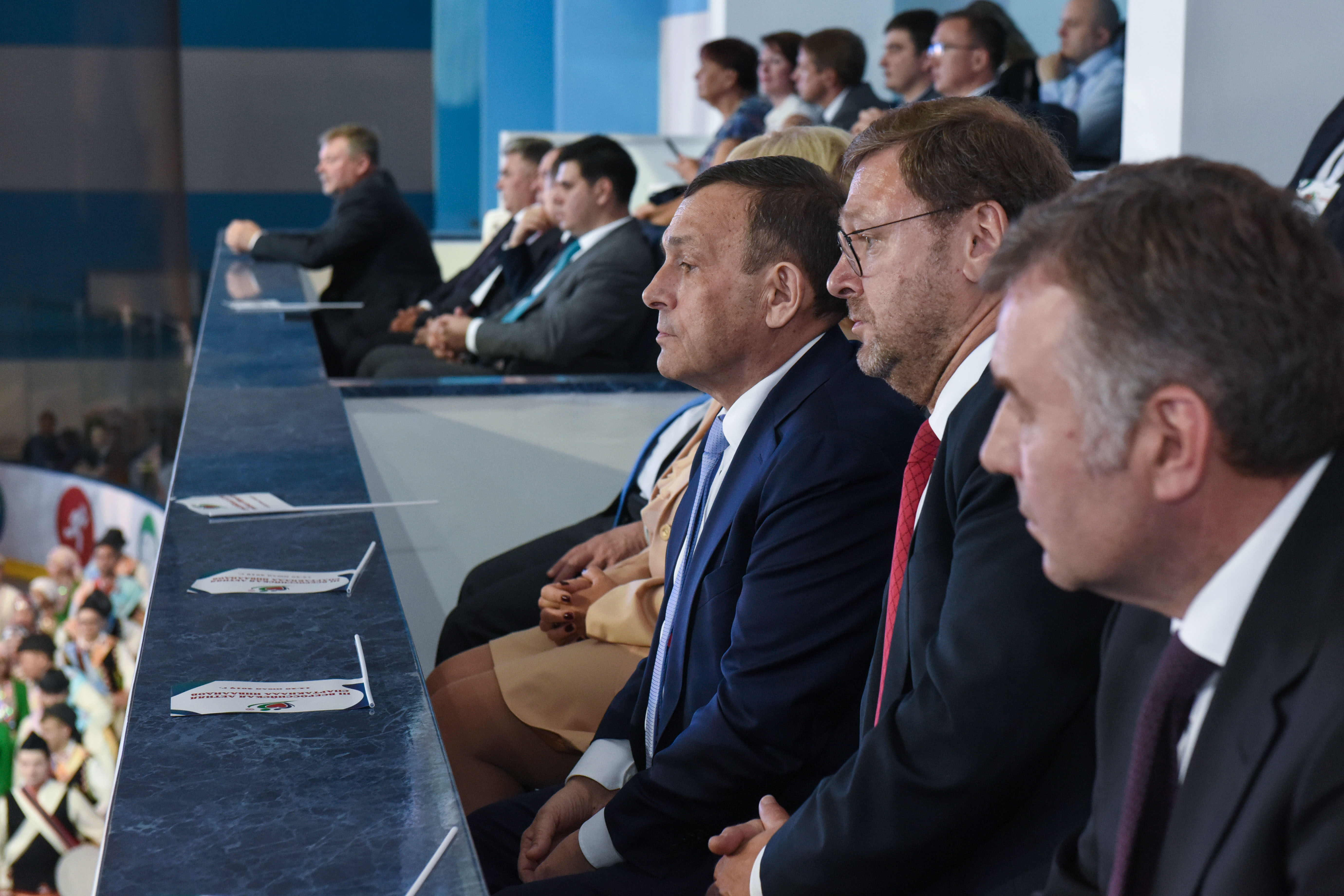 Сенатор Константин Косачев выделил главное в послании Президента