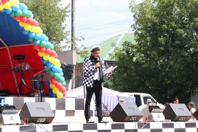 Прямой эфир с фестиваля сатиры и юмора «Бендериада»