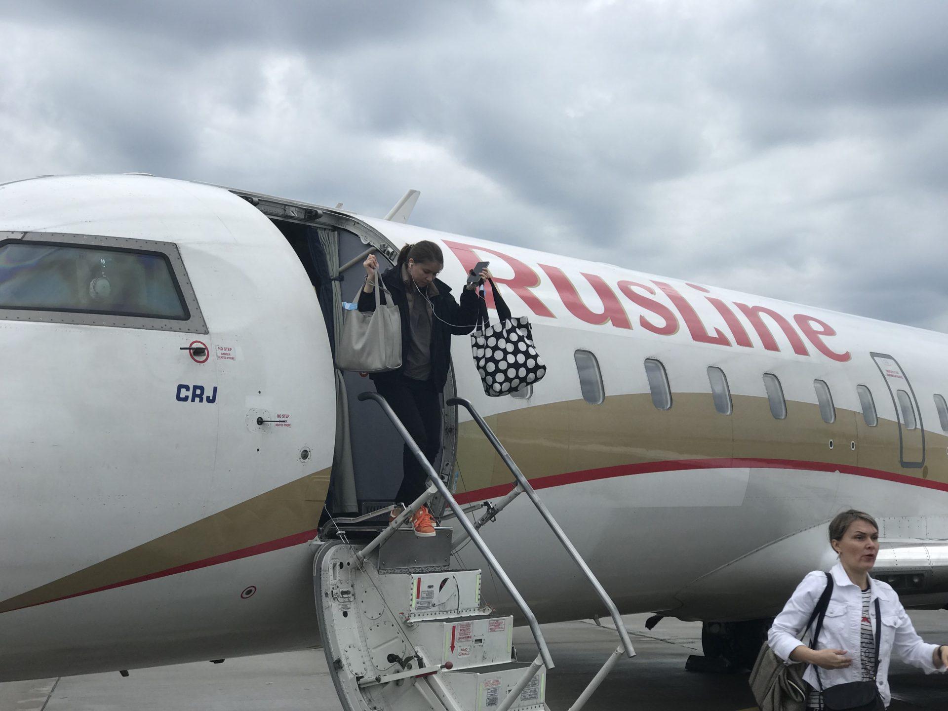 В августе 2738 человек воспользовались аэропортом в Йошкар-Оле