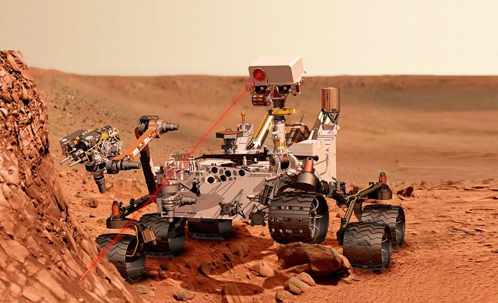 NASA: Снимки показали, что кратер Езеро был озером на Марсе
