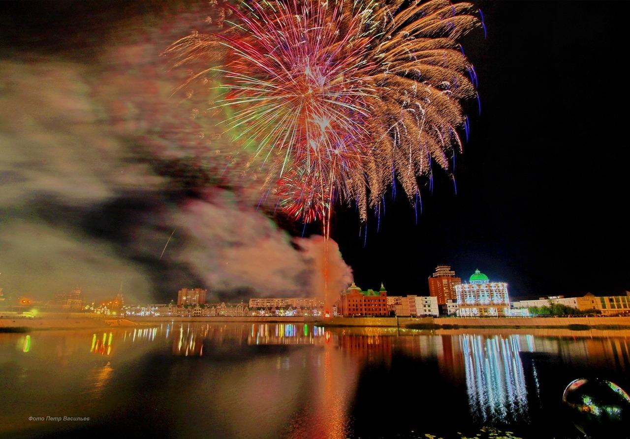В Йошкар-Оле в День города запланированы концерт и праздничный салют