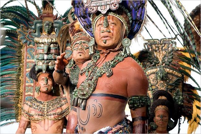 ScienceDirect: Численность майя уменьшалась из-за изменений климата