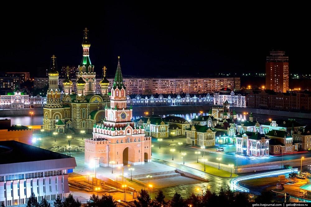 Йошкар-Ола заняла 64 место в рейтинге безопасных городов России