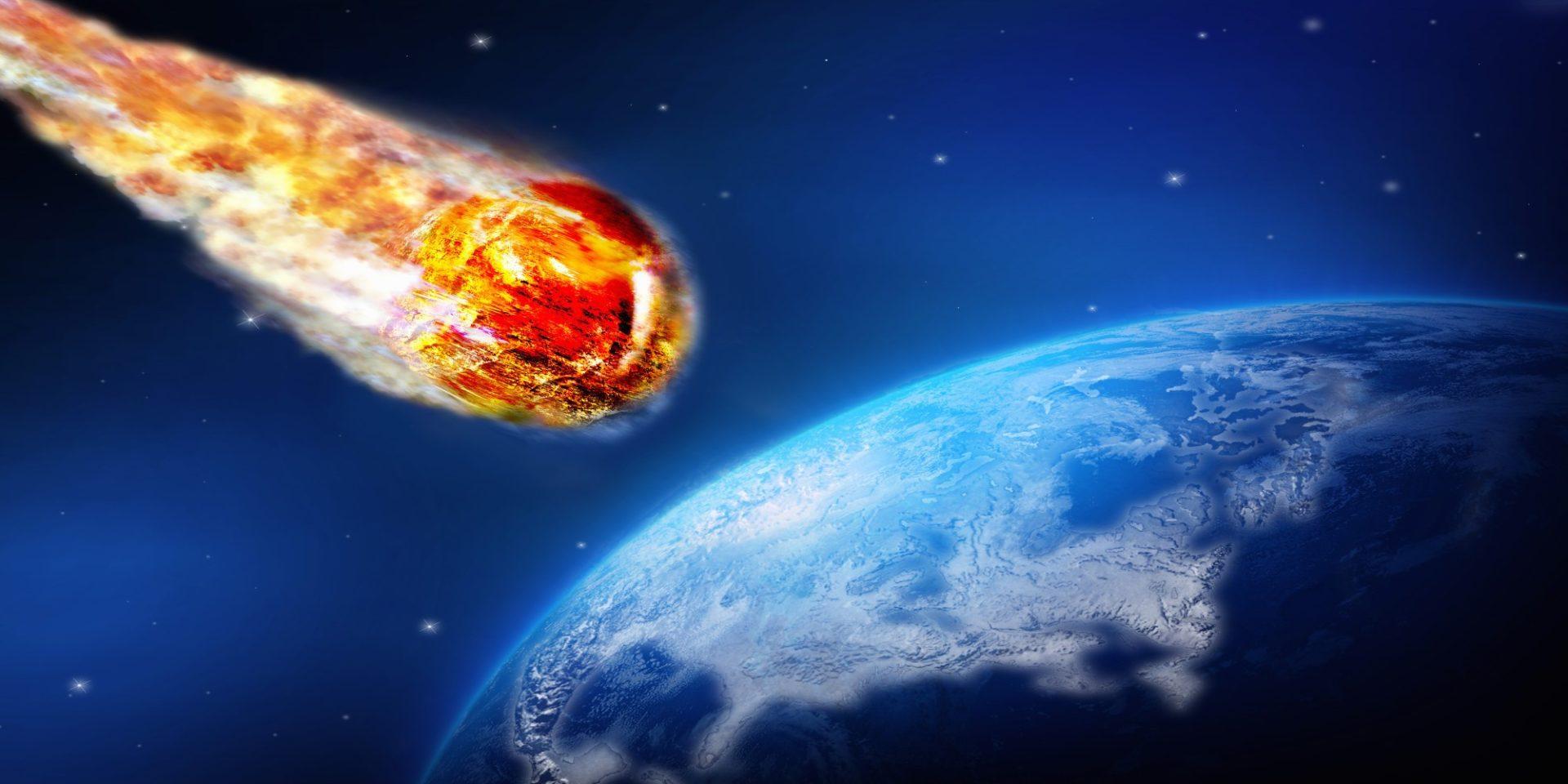 Во внешней части Солнечной системы обнаружилась комета диаметром 200 километров