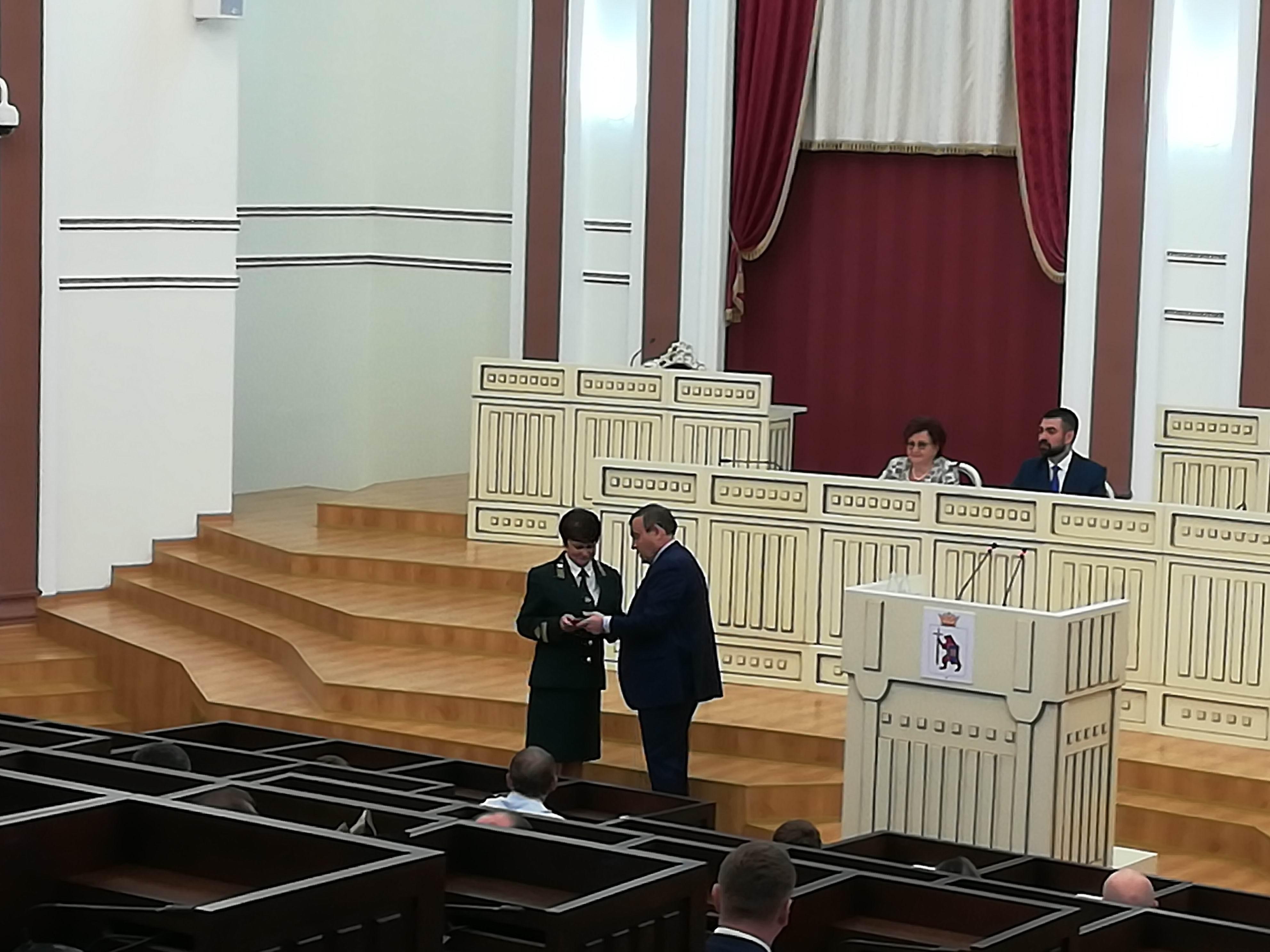 Глава Марий Эл поздравил хранителей главного богатства региона