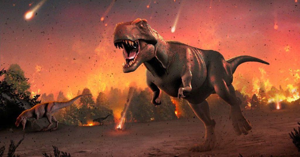 Массовых вымираний на планете оказалось шесть