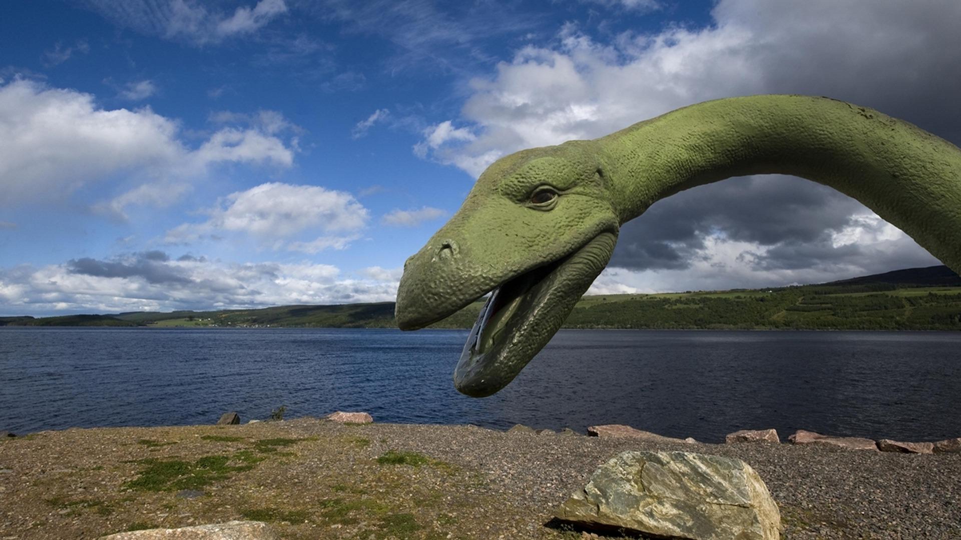 Лох-Несским чудовищем в Шотландии мог быть гигантский угорь
