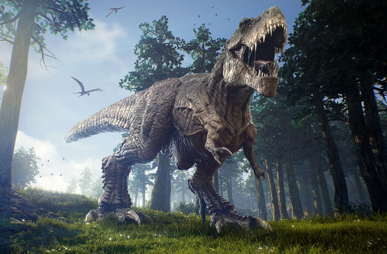 Science Advances: Хвост мог экономить хищным динозаврам энергию при беге