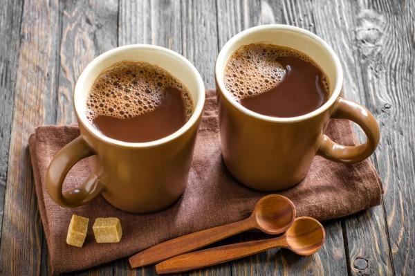 Какао помогает сохранять остроту зрения у человека