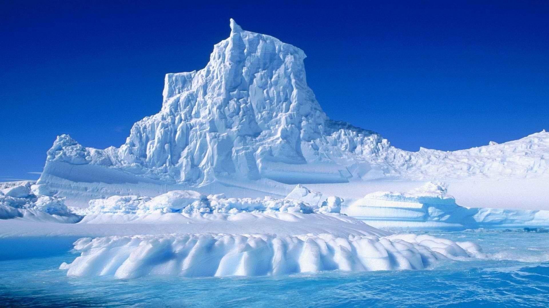 южный полюс зимние фотографии посвятила себя