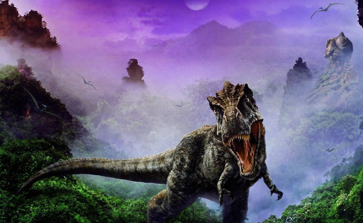 Тираннозавр рекс в зубах имел нервные датчики для распознавания добычи