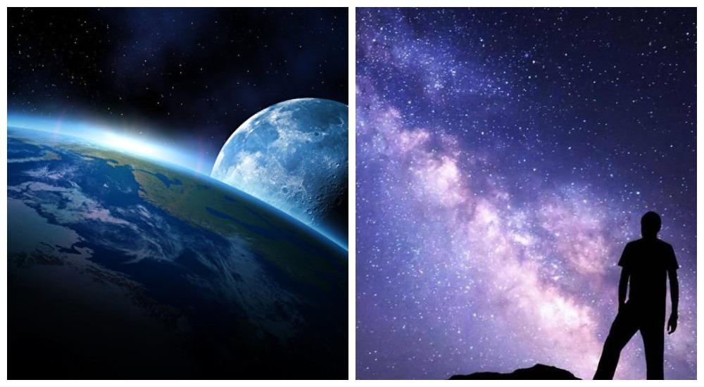 Взрыв из другой галактики повлиял на Землю