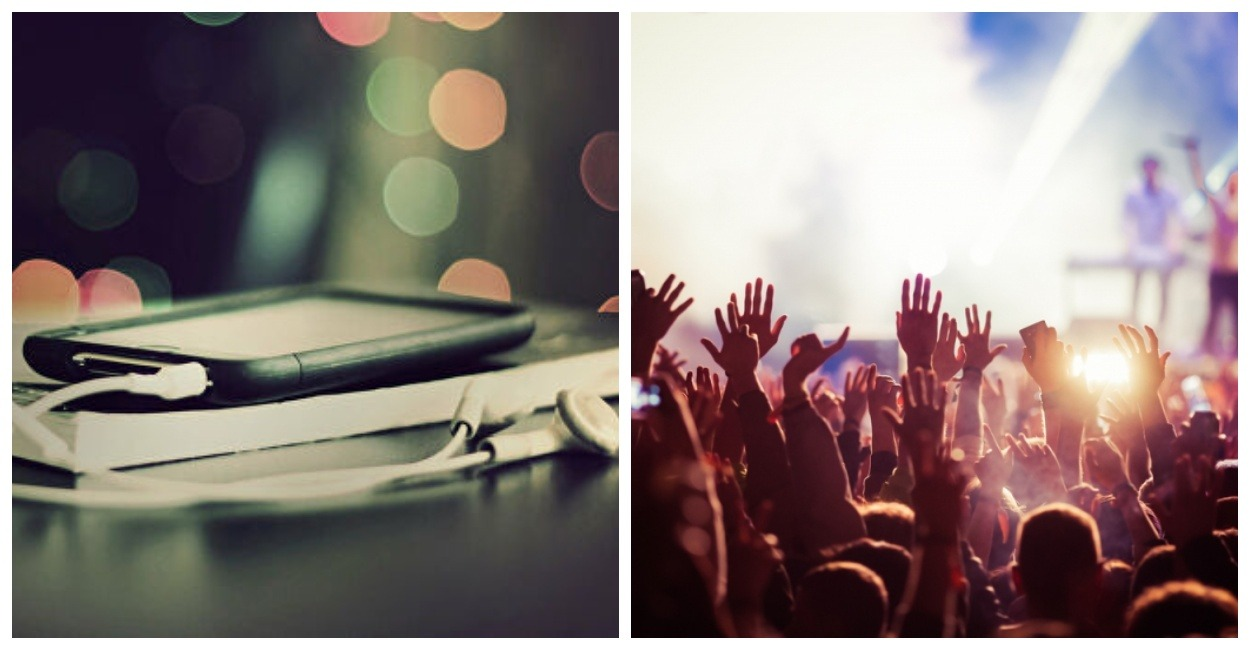 Музыка с высоким темпом вызывает бесконтрольное желание двигаться