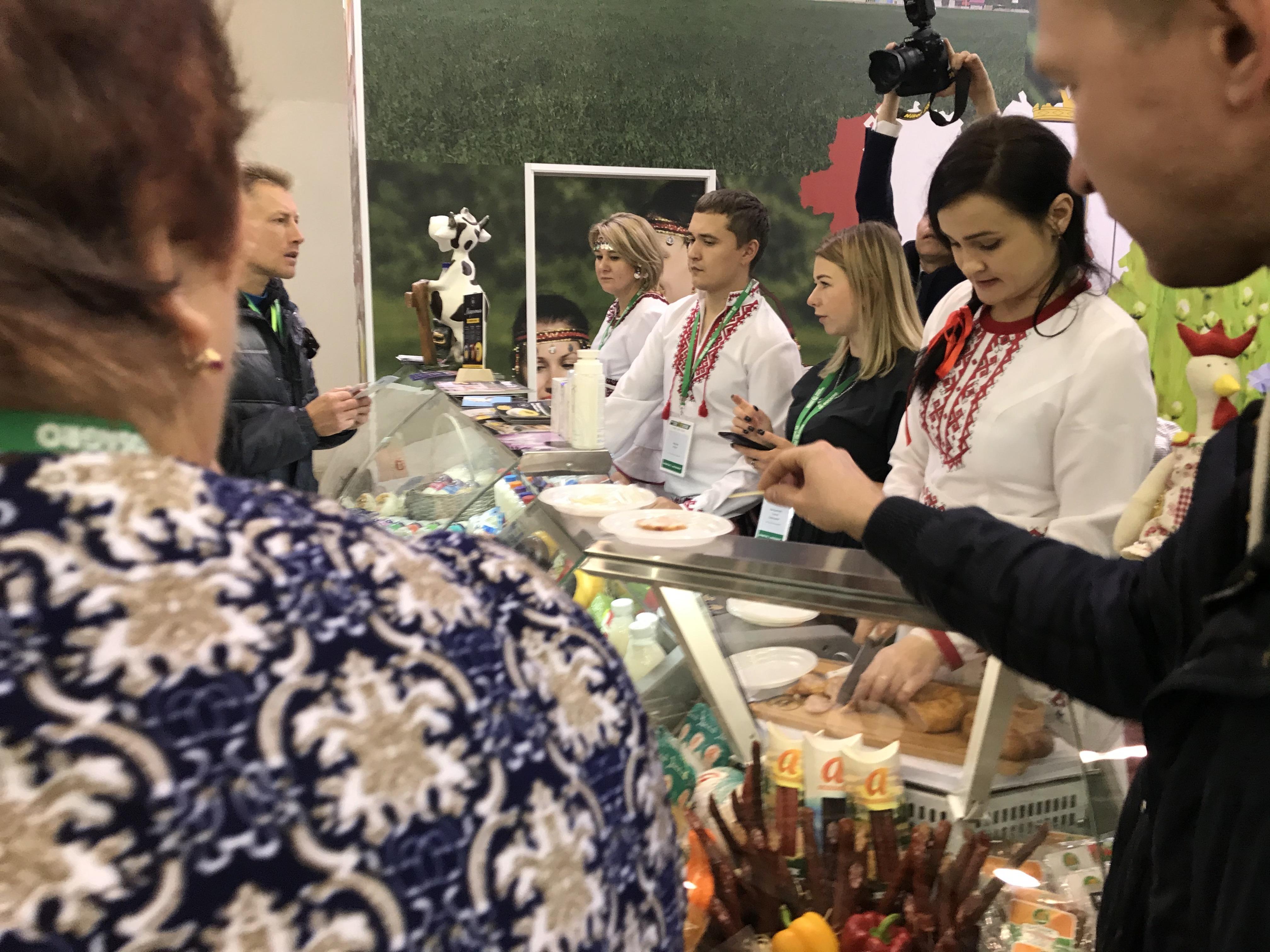 Продукция Марий Эл пользуется популярностью на выставке «Золотая осень»