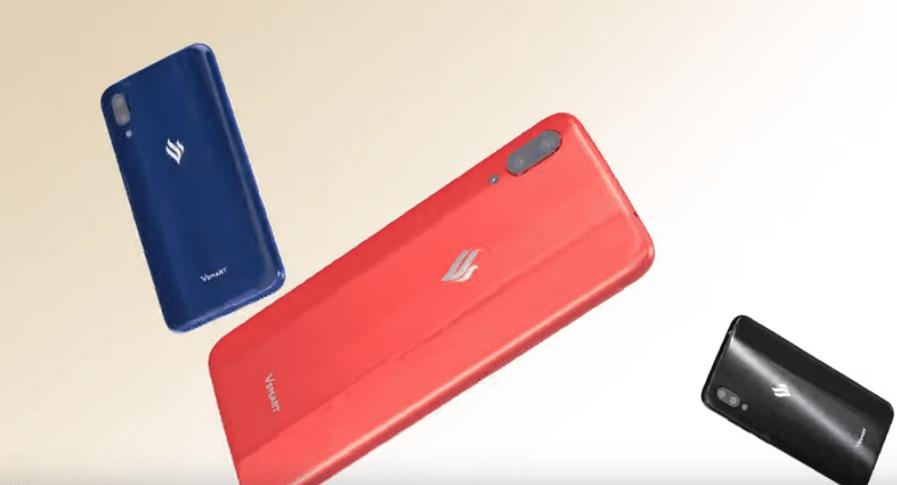 Впервые в РФ появились смартфоны вьетнамского производителя