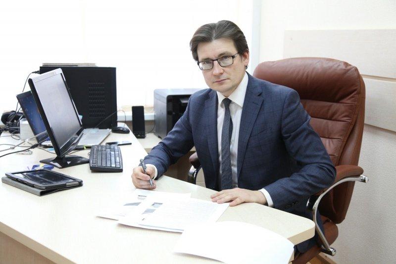 Врио ректора поздравил сотрудников и студентов Волгатеха с новым годом
