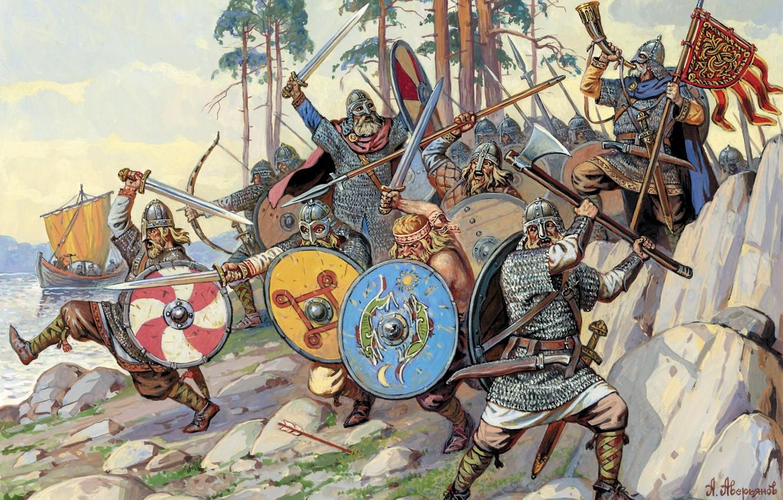 В Норвегии под растаявшим ледником обнаружили древнее поселение викингов