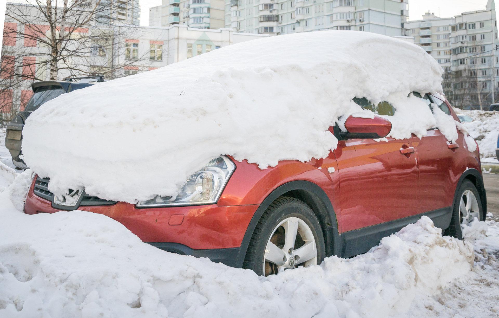Водителям даны советы по запуску мотора авто в мороз
