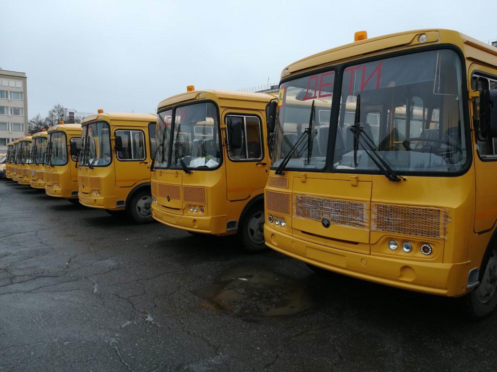 Елена Шмелева отметила важность появления в регионах новых школьных автобусов