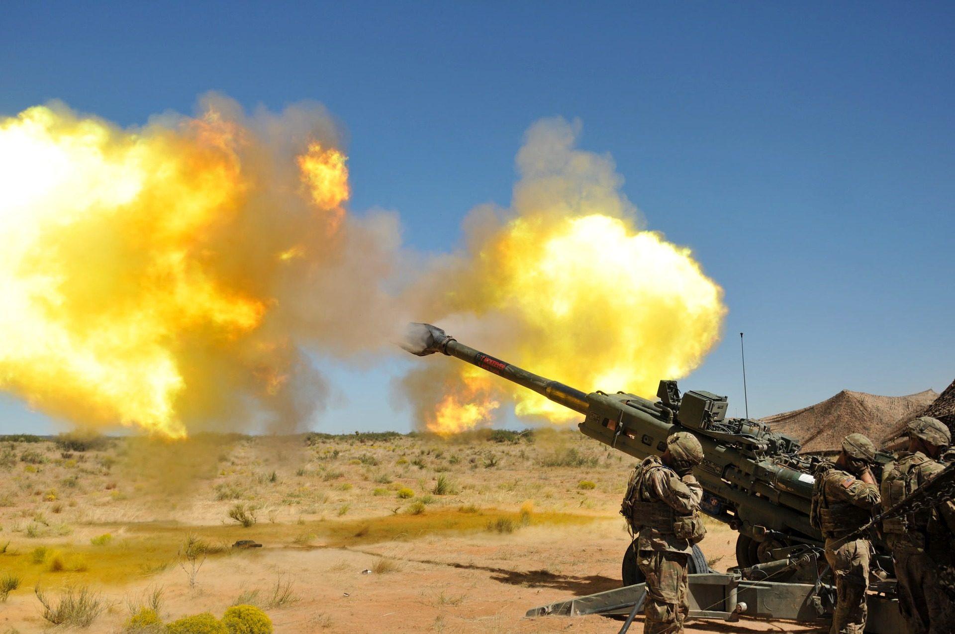 Военные эксперты описали 10 фантастических видов оружия будущего