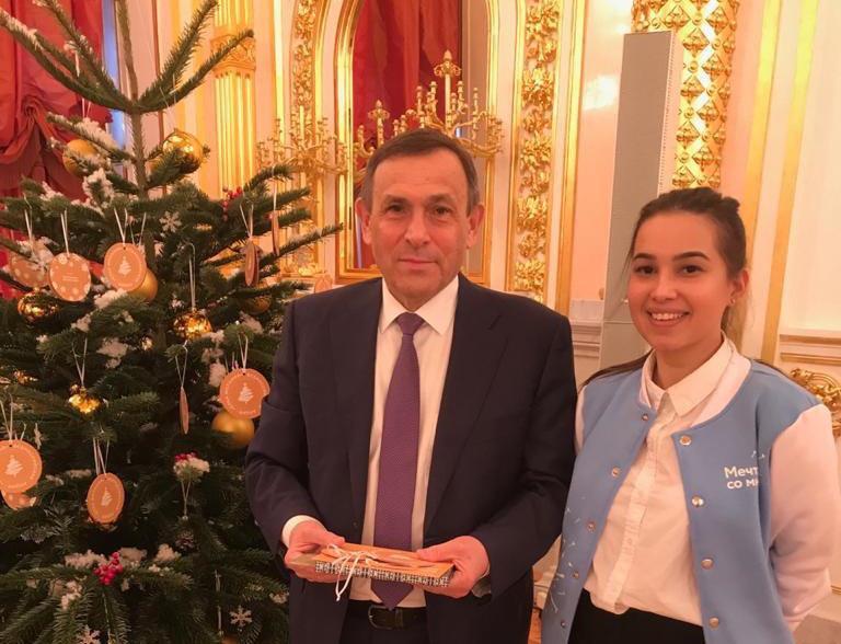 Александр Евстифеев поздравил жителей республики с Новым годом