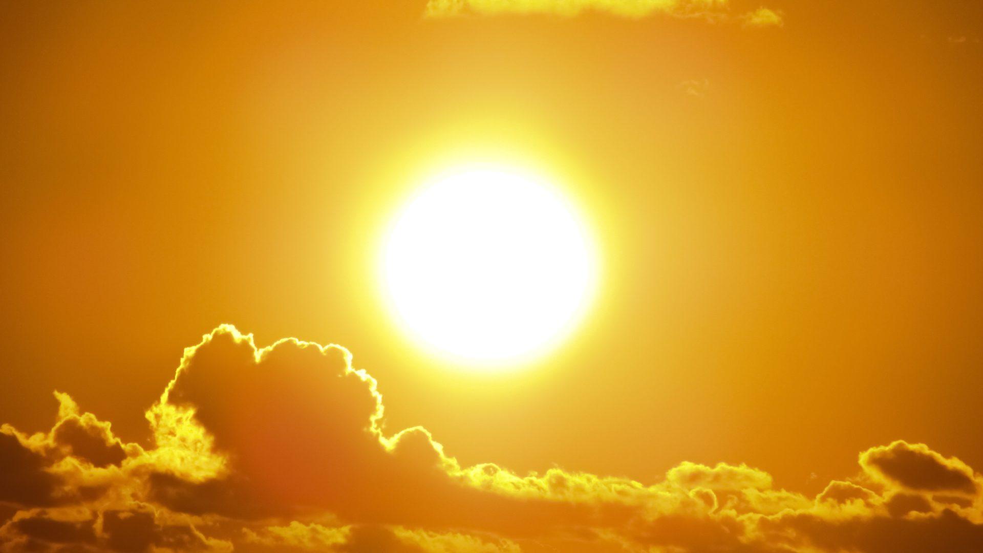 Радиоастроном Ганн объяснил зеленый солнечный цвет действием электромагнитных волн
